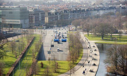 Koningstunnel.(Den Haag 28-03-17) Foto:Frank Jansen